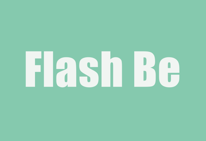 フラッシュビー by BENIYA