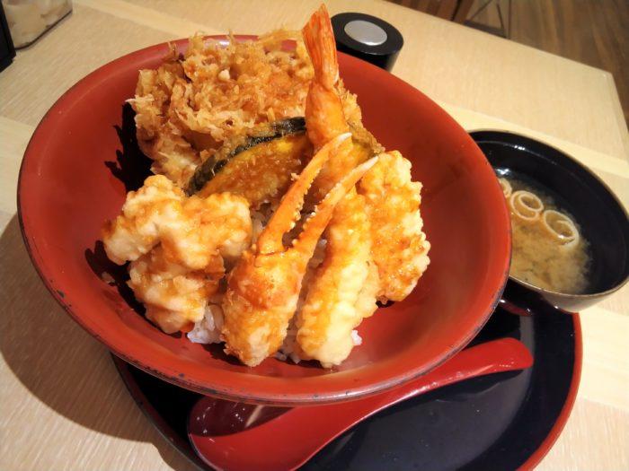 天ぷら専門店ならではの本場の天丼をご紹介!