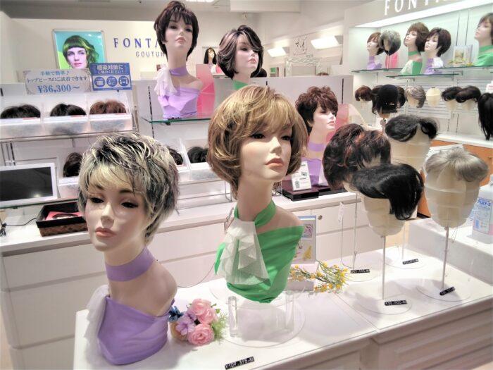 好きなヘアスタイルで春らしいお洒落を楽しみませんか?