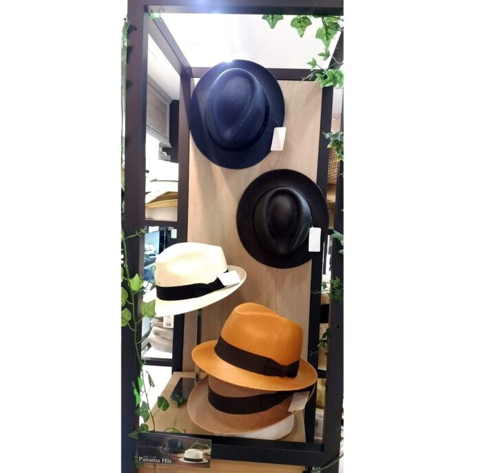 夏のおすすめ帽子をご紹介🎵