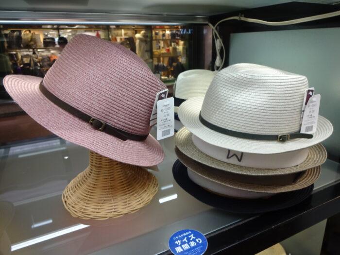 夏にぴったりの帽子をお得に✨
