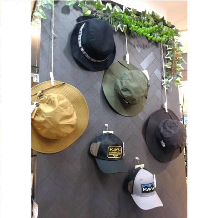 アウトドア帽子🌞